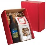 Gourmet Popcorn and Wine Tool Set Gift Box