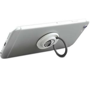 Cell Phone Grip Attachment for Desktop Viewing
