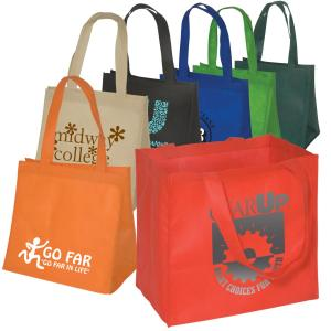 Eco-Friendly Shopper Bag with Handles