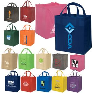 Mega Eco-Friendly Shopper Bag with Handles