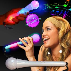 LED Soundlight Microphone