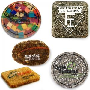 Embedded Recycle Coaster