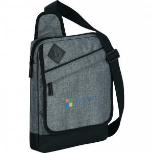 Charcoal Tablet Shoulder Bag