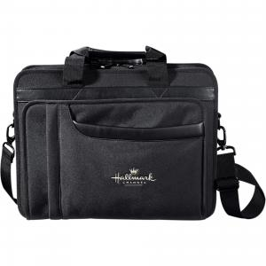 Paragon Compu-Briefcase with Full Front Organizer