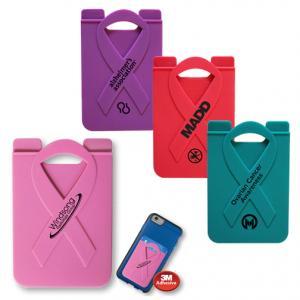 Breast Cancer Awareness Pink Ribbon  Phone Wallet
