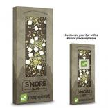 3.5 oz S'mores Belgian Chocolate Bar
