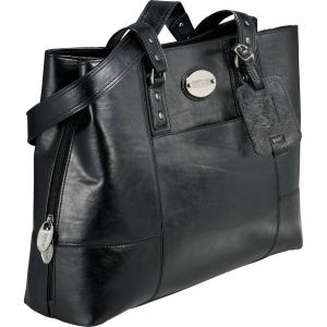 "Kenneth Cole Triple Gusset 15.4"" Computer Tote"
