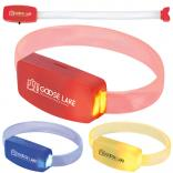 Be Seen Jogger  LED Safety Running Wrist Band