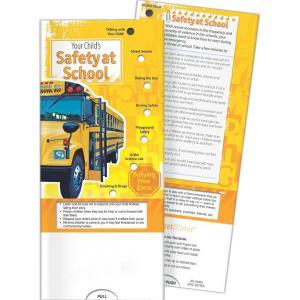 Children School Safety Pocket Chart