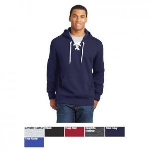 Sport-Tek Lace Up Pullover Hooded Sweatshirt