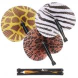 Safari Folding Fan