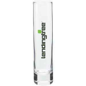 """7.5"""" Glass Bud Vase"""