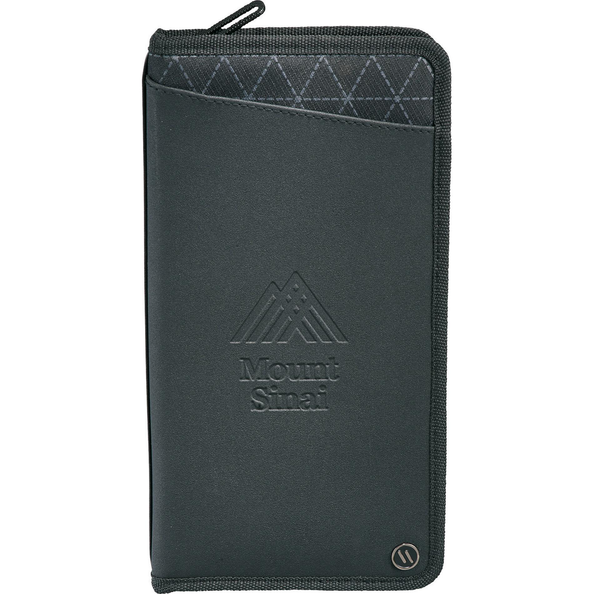 elleven Traverse RFID Travel Wallet
