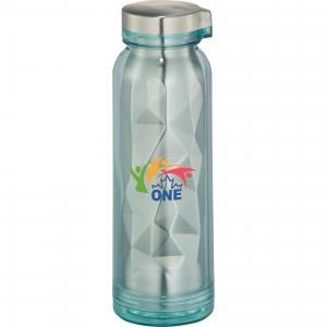 Geometric Stainless Sport Bottle