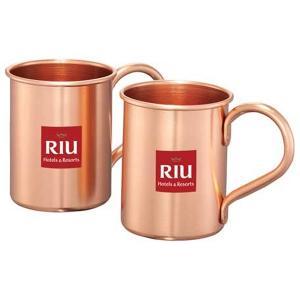 14oz. Moscow Mule Mug Gift Set