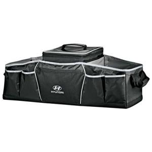 Trunk Organizer with a Cooler