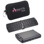 Foldable Bluetooth Keyboard and Case