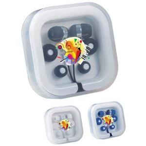 Color Pop Ear Buds with Microphone