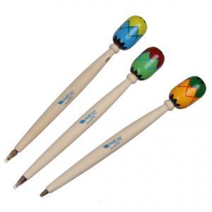 Wooden Mini Maraca Pens