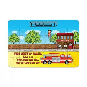 Fire Fighter Theme Jigsaw Puzzle