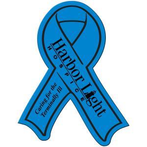 Ribbon Awareness Shaped Magnet