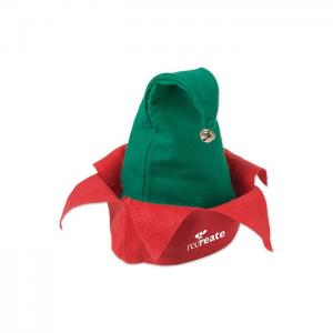 Holiday Elf Hat With Bell