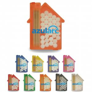 House Shaped Pick-N-Mint Packs
