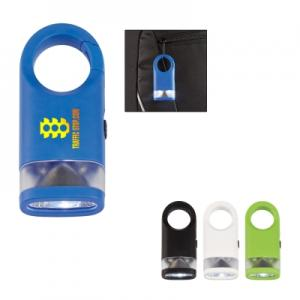 Mini Lantern Flashlight With Clip