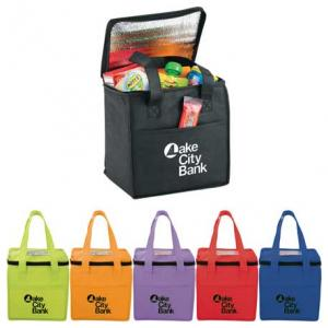 Icy Cube Insulated Cooler Bag