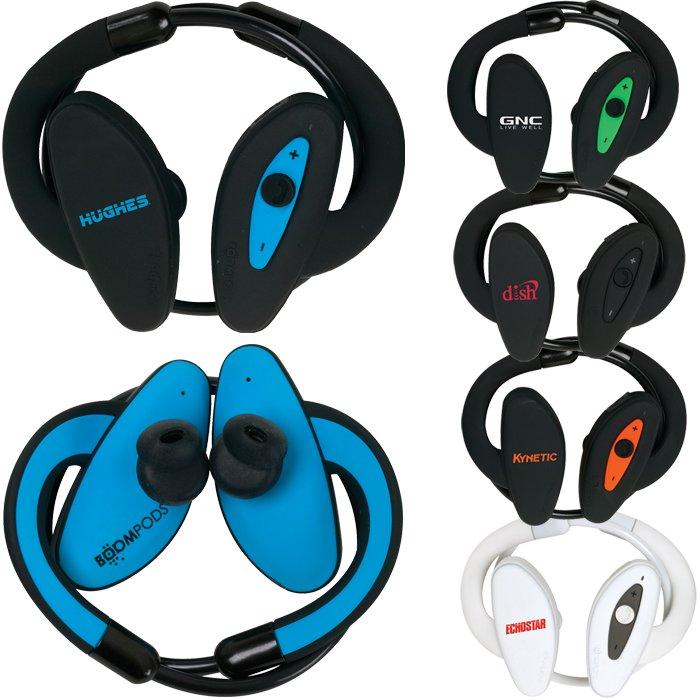 Boompods Sportpod Bluetooth Headphones
