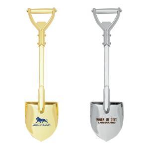 Gold or Silver Miniature Shovel Bottle Opener