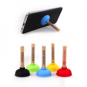 Toilet Plunger Phone Stand