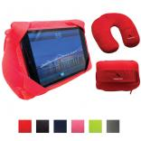 2 in 1 Travel Pillow and Tablet Stand