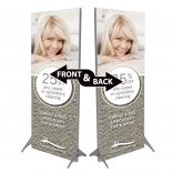 "32"" Impress Fabric Display Kit Double-Sided"