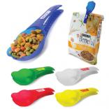 Pet Food Scoop and Clip