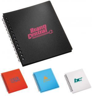 PolyPro Spiraled Notebook