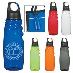 24 Oz.  Carabiner Sports Bottle