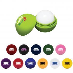Round Lip Balm
