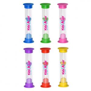 Full Color Two Minute Sand Timer