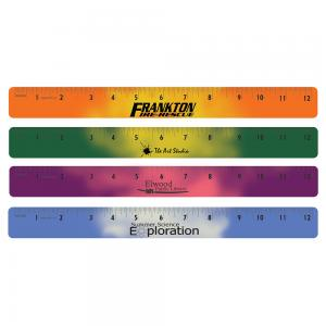 "12"" Flexible Color Changing Ruler"