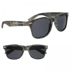 True Timber Plastic Sunglasses