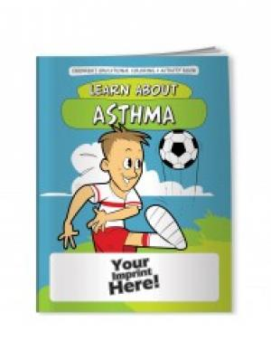 Learn About Asthma Coloring Book