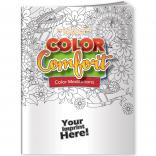 Color Comfort Color Meditations Adult Coloring Book