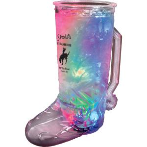 20oz 3-Light Cowboy Boot Mug