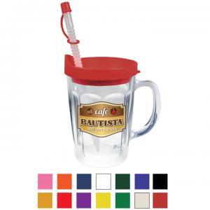 14oz Thermal Travel Mug Custom Decal