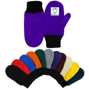 Fleece Mascot Mittens (Fusion DigiPrint)