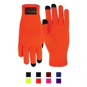 3 Finger TextTouch Gloves (Fusion DigiPrint)