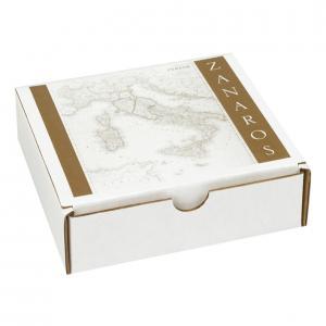 6.5 x 6 x 1.75 B-Flute Mailer Tuck Box