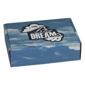 12.25 x 9.5 x 3.5 B-Flute Mailer Tuck Box