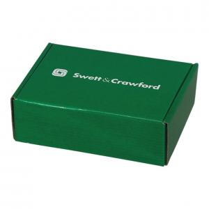 12.25 x 9.5 x 4 B-Flute Mailer Tuck Box
